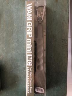 BNIB WANI Grip (Made-in-Japan)