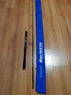 GraphiteLeader Barlette Off-shore Casting Rod. Made in Japan.