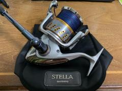 Want to Trade: Shimano Stella 18K HG for 13 Stella 6K HG