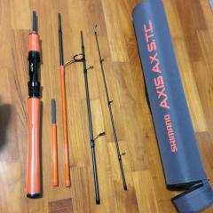 Shimano Axis STC Travel Rod