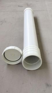 PVC rod Tube