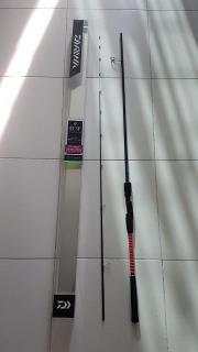 Daiwa ajing rod(new)