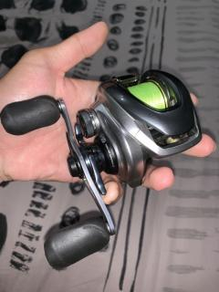 Shimano Metanium Righty
