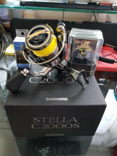 WTS 2014 Stella C2000s RESERVED(comes with BNIB extra Spool, IOS drag upgraded)