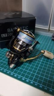 Daiwa Ballistic LT 2000D-XD Japan