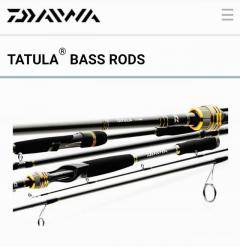 USDM Daiwa Tatula Med Heavy Baitcast Rod (1 Piece)