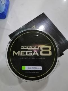 Kastking Mega8 braided line