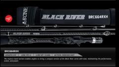 WTS Brand New Bone Black River BRC664RXH(BC)