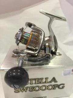 2008 Shimano Stella SW5000PG (unused)