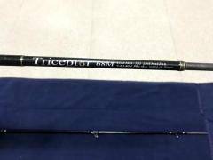 Yamaga Blanks Triceptor 68M - Baitcasting - 3 Piece Travel Rod