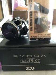 Ryoga 1520L Crazy Cranker