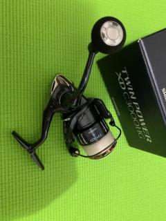 Shimano Twinpower XD C3000HG