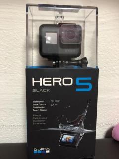 GoPro Hero 5 (RESERVE)