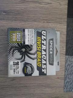 Spiderwire 20lb 300yd