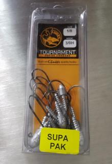 TT Jighead - Tournament Series Sz3/0 1/8oz