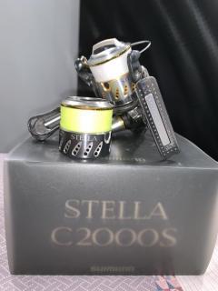 Shimano Stella 2008 2000s