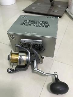 Shimano twinpower 4000hg