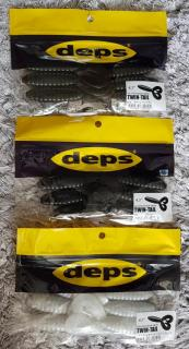 Deps Twin-Tail Grub Set