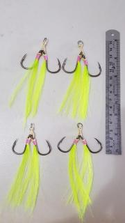Ready to go ( Jigging Hooks )