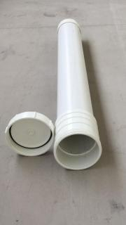 Fishing rod tube