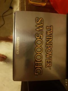 twinpower 5000hg and ocea jigger rod combi