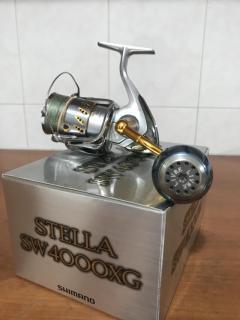 Shimano Stella SW 4000XG 2008