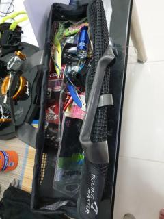 Assortment of Jigs 200- 300 G  20 piece + Jigging master Jig Bag