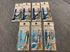 Brand New Zerek Chili Padi Micro Jigs
