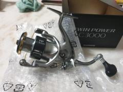 Bnib twinpower c3000 (with warranty)