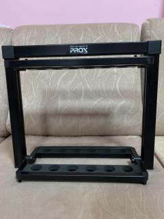 PROX INC Aluminium Folding Rod 12 Slots Stand Mini (reserved)