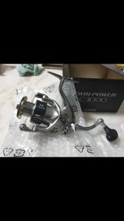 Bnib twinpower c3000 with warranty