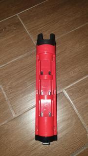 Meiho Rod Holder Accessory And Daichiseiko Gar Grip