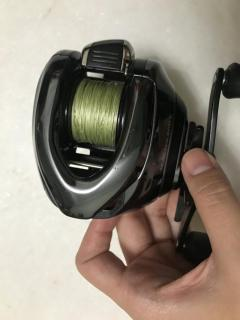 Shimano Antares Monster drive 2018 (lefty)