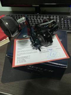Bnib Shimano Grappler 300HG