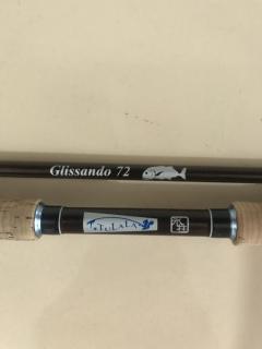 Tulala Glissando 72 Spinning Rod