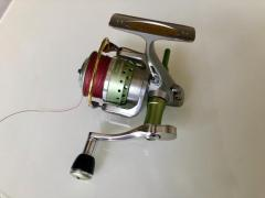 Daiwa old school Airity + SOM parts