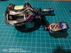 Shimano DC7LV left