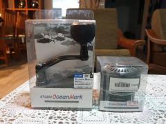 Studio Ocean Mark NL13SW Spool & Handle
