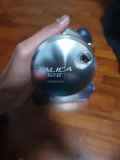 [NEW] MADE IN JAPAN Shimano Talica 12II