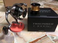15 TwinPower C3000XG made in Japan
