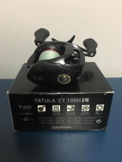 Daiwa Tatula CT 100HL