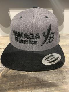 Yamaga Blank Snapback cap