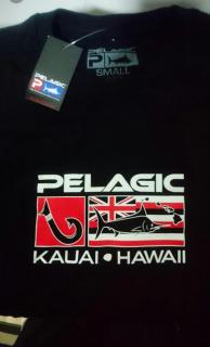 Pelagic Gear Hawaii T-shirt