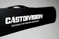 Cast Division Beaststick 69 Travel Rod - FULL Titanium Torzite