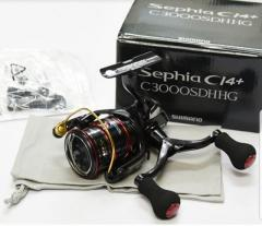 Shimano sephia ci4+ c3000SDHHG