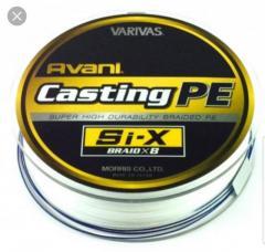 Varivas Avani Casting PE Si-X