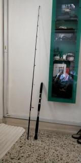 Penn Battle 4000 And Eupro Spinning Rod