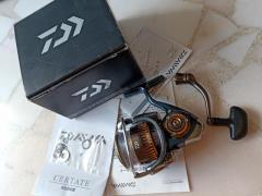2016 Daiwa Certate 2510 pe-h