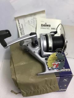 Daiwa Emblem-X 5500 PT, longcast,, Twinbuster, make in Japan