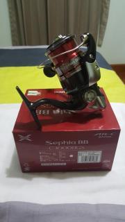 Shimano Sephia BB C3000HGS